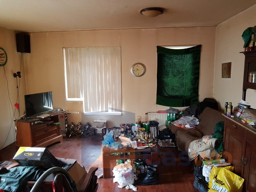 Wij kunnen elke vervuilde woning ontruimen